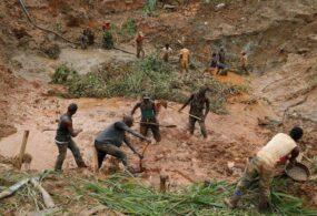 Не менее 50 человек погибли при обвале рудника в ДР Конго