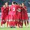 Сборная КР пофутболу занимает 95 место в рейтинге ФИФА