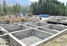 В Бакай-Ате строят детсад за 17 млн сомов