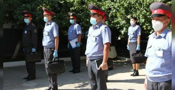 В преддверии выборов милиция перейдет на усиленный режим работы
