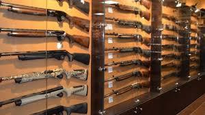 В Оше временно закроются магазины огнестрельного оружия