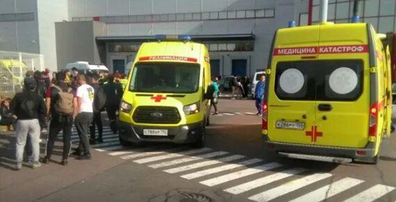 При обрушении пешеходного моста вМосковской области  пострадали 50граждан Кыргызстана