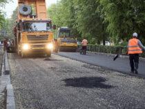 В Бишкеке завершен капитальный ремонт 5 км столичных дорог