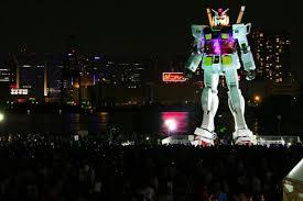 В Японии создан 18-метровый робот