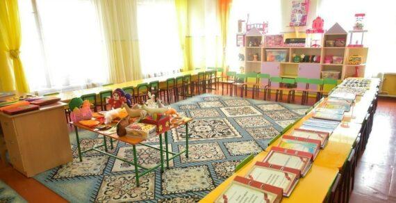В Оше начали работу государственные детские сады
