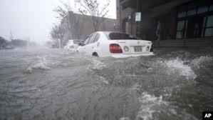 На южное побережье США обрушился ураган «Салли»