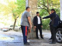 Мэрия Бишкека намерена благоустроить сквер в девятом микрорайоне