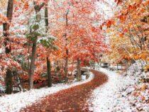 В Кыргызстане 18-19 сентября резкое похолодание, возможен снег