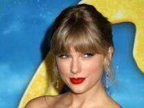 Тейлор Свифт стала одной из самых прослушиваемых в истории