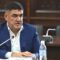 Экс-заместитель министра внутренних дел Курсан Асанов стал комендантом Бишкека