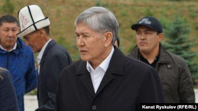 Задержан Алмазбек Атамбаев