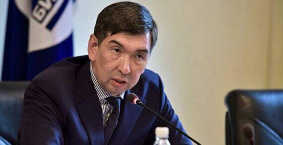 Мэр Бишкека подал в отставку