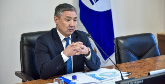 Официально! И.о. мэра Бишкека назначен Алмаз Бакетаев