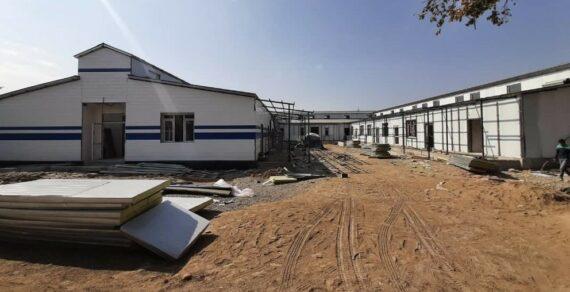 Новую больницу в Оше планируется сдать в эксплуатацию в ноябре