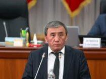 Эркинбек Чодуев освобожден от должности министра сельского хозяйства