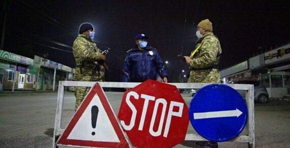 Президент повторно ввел режим ЧП на территории Бишкека
