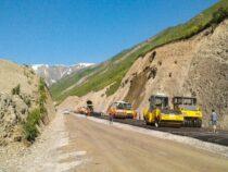 На дорогах Север – Юг и Бишкек – Кара-Балта продолжаются строительные работы