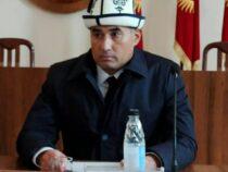 Назначен новый полпред правительства в Джалал-Абадской области