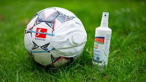 Футбол назвали лучшим средством профилактики коронавируса
