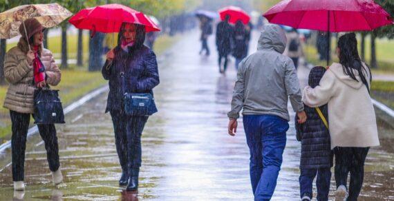 Завтра в Бишкек на один день заглянет зима
