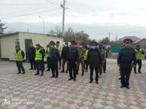 В Иссык-Кулькой области обстановка стабильная