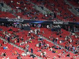 УЕФА разрешил болельщикам вернуться на трибуны