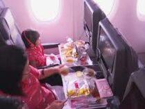 Самолеты в рестораны переоборудовала сингапурская авиакомпания