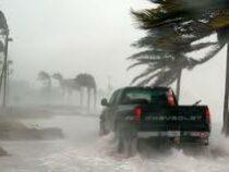 Ураган «Зета» обрушился напобережье штата Луизиана