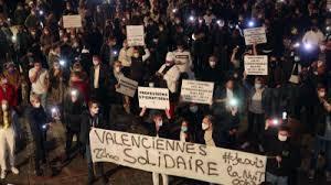 Владельцы баров и ресторанов протестуют во Франции