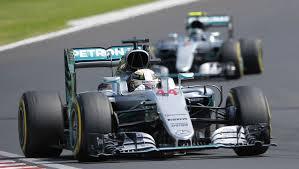 Льюис Хэмилтон из «Мерседеса» стал победителем Гран-при Формулы-1 в Германии