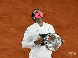 Рафаэль Надаль стал победителем Открытого Чемпионата Франции по теннису