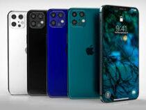 Компания Apple представила четыре модели новых айфонов с поддержкой стандарта 5G