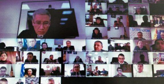 Правительство Кыргызстана вернулось к работе