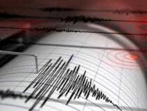 В Джалал-Абадской области произошло землетрясение