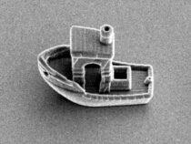 В Нидерландах напечатали самую маленькую лодку в мире