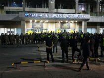 Аэропорт «Манас» охраняют более 500 сотрудников авиации