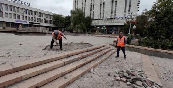Муниципальные службы столицы работают в штатном режиме