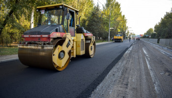 В Бишкеке начался ремонт дорог за счет гранта КНР