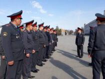 Милиция перешла к повышенной степени боевой готовности