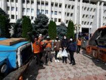 «Тазалык» и волонтеры собрали порядка 20 тонн мусора