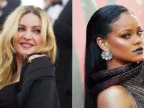 Мадонна и Рианна вошли в число самых богатых предпринимательниц США