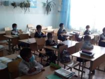Первоклассники Московского района возобновили обучение в режиме оффлайн