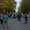 После беспорядков на площади пострадали 7 человек
