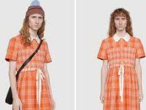 Gucci выпустил платье для мужчин