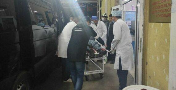 Среди пострадавших во время беспорядков нет зараженных коронавирусом