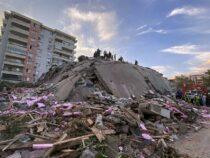 По меньшей мере 24 человека погибли  в результате землетрясения в Турции