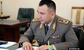 Райимберди Дуйшенбиев освобожден от должности главы Генштаба