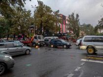 ГУОБДД перешло наручное регулирование движения наперекрестках Бишкека