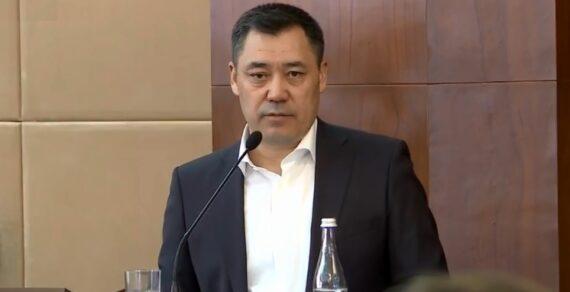 Парламент утвердил кандидатуру Жапарова на должность премьер-министра