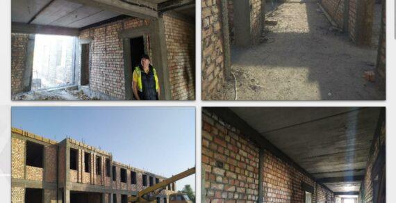 Строительство школ на средства Саудовского фонда развития ведется по графику